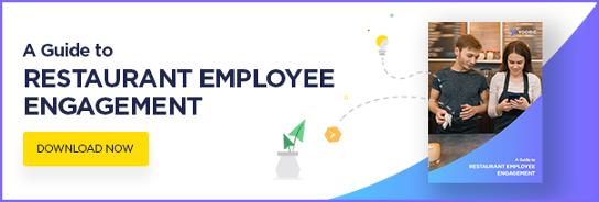 Ebook Restaurant Employee Engagement