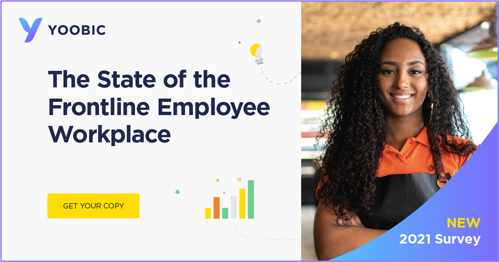 2021 State of the Frontline Employee Workplace Survey Download