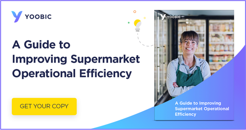 Guide to Improving Supermarket Operational Efficiency Ebook
