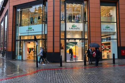 Lacoste to maintain salary of employees worldwide during coronavirus