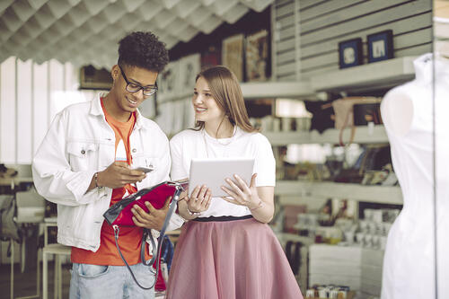 retail sales training intro