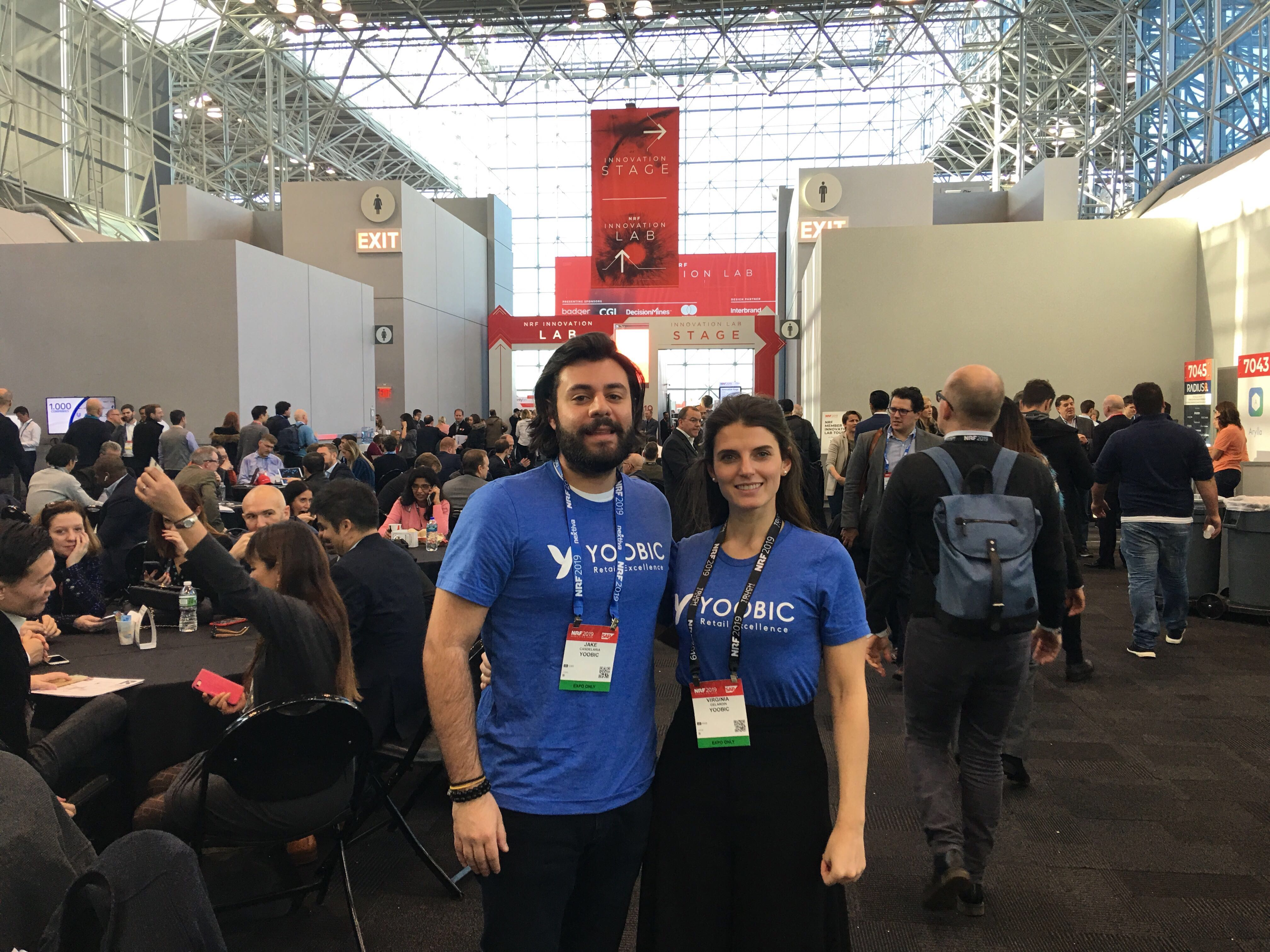 Our team at NRF